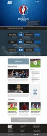 Image of                             Create one page PSD Design