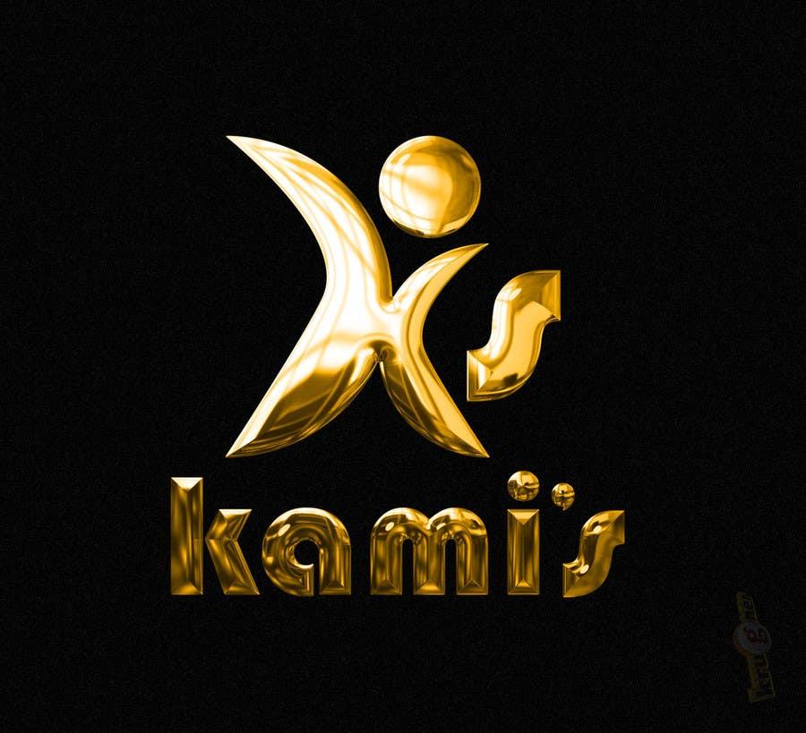 Inscrição nº 18 do Concurso para Design a Logo for  Kami's
