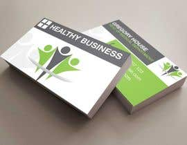 FreshEyeStudio tarafından Medical Practice Business Card Design için no 18