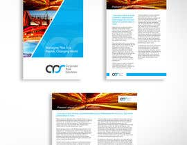 #10 for Design a template for our corporate publications by spenky