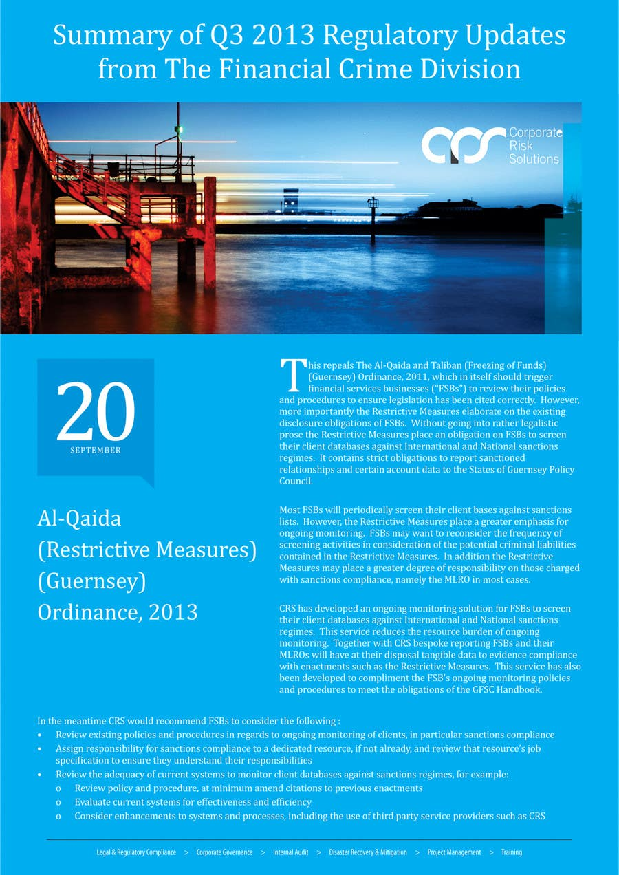 #21 for Design a template for our corporate publications by suneelkaith