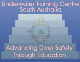 #122 untuk Logo Design for Underwater Training Centre - South Australia oleh Linguistor