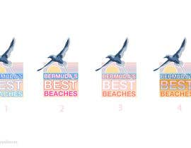 #33 para Design a Logo for a book on Bermuda's Best Beaches por leninvallejos