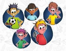 Nro 34 kilpailuun Avatars for a school website käyttäjältä atodorsky