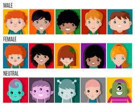 Nro 6 kilpailuun Avatars for a school website käyttäjältä MatiasDC