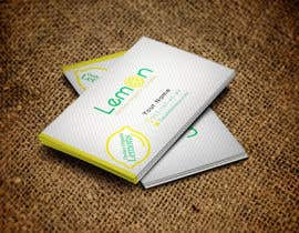 Nro 28 kilpailuun Logo & business card for selling lemons! käyttäjältä elkarmani