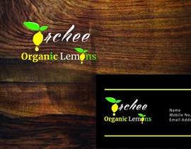 Nro 41 kilpailuun Logo & business card for selling lemons! käyttäjältä poisesolutions