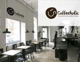 Nro 115 kilpailuun Design a Logo for a Coffee Shop käyttäjältä sumitrz