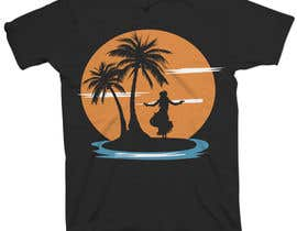 #21 for Design a T-Shirt for Hula dancing event by mckirbz