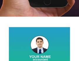 Nro 1 kilpailuun Design a mobile / app version of our digital CVs käyttäjältä designsvilla