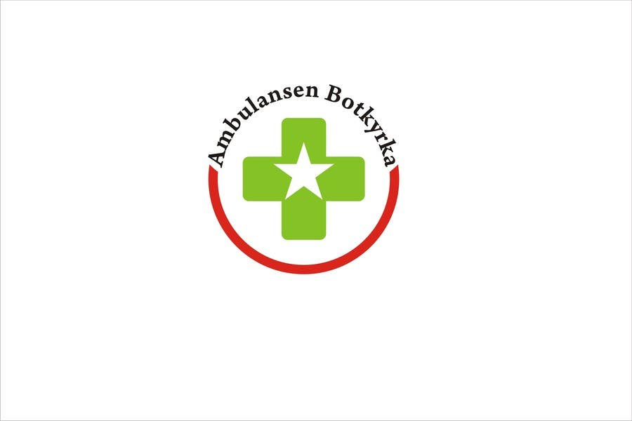 "Bài tham dự cuộc thi #35 cho Designa en t-shirt for ""Ambulansen Botkyrka"""