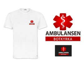 "#23 for Designa en t-shirt for ""Ambulansen Botkyrka"" by catalinorzan"