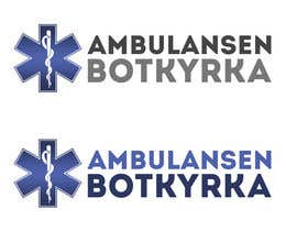 "#43 for Designa en t-shirt for ""Ambulansen Botkyrka"" by vladspataroiu"