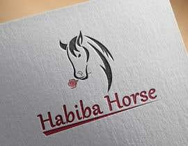 Nro 48 kilpailuun Illustrate/vectorise a Drawn Horse for a logo käyttäjältä tapas10