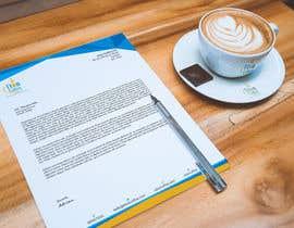 Nro 23 kilpailuun Design my company letterhead käyttäjältä thranawins