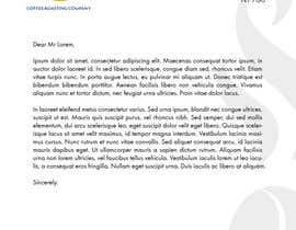 Nro 33 kilpailuun Design my company letterhead käyttäjältä learnerd