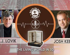 Nro 23 kilpailuun Create Radio Interview Background PSD käyttäjältä aryan232