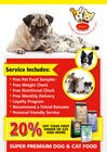 Contest Entry #29 for Design a Flyer for our Petfood Business