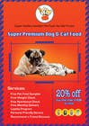 Contest Entry #22 for Design a Flyer for our Petfood Business