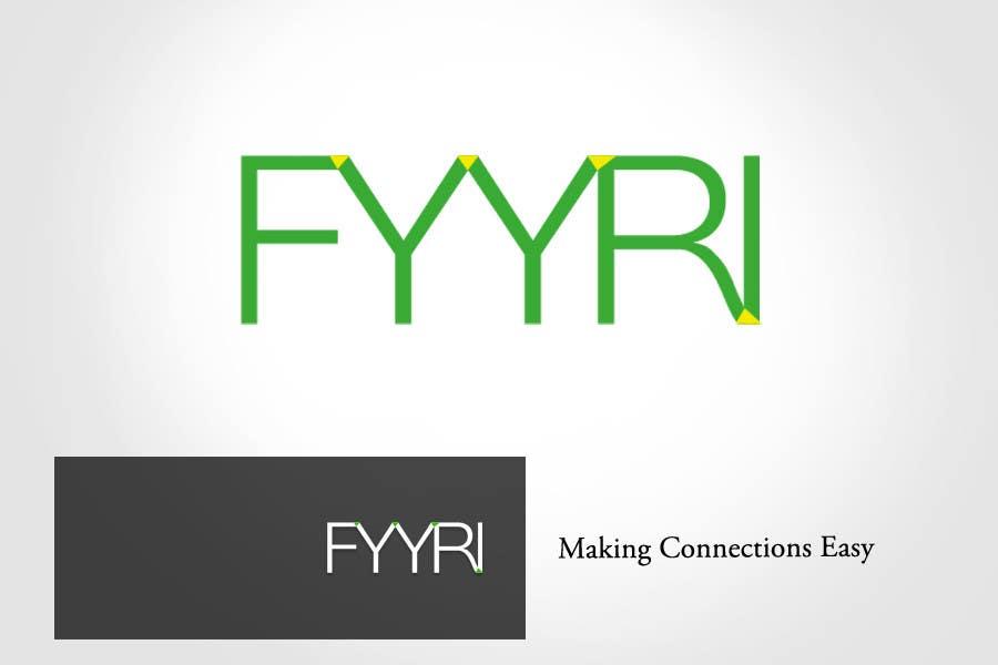 Participación en el concurso Nro.314 para Logo Design for Fyyri