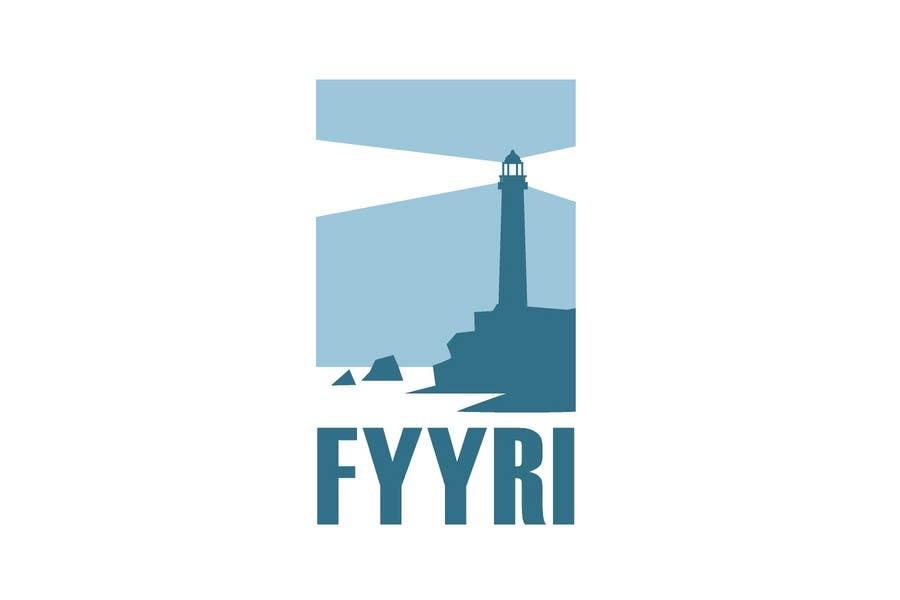 """Intrarea #43 pentru concursul """"Logo Design for Fyyri"""""""