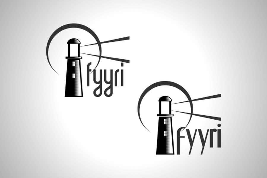 Participación en el concurso Nro.219 para Logo Design for Fyyri