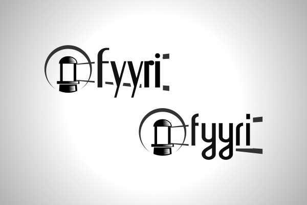 Participación en el concurso Nro.268 para Logo Design for Fyyri