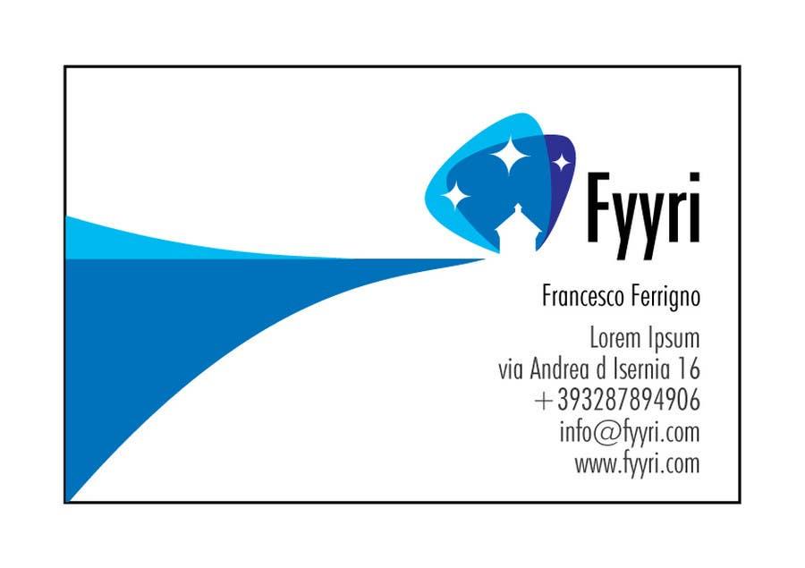 Contest Entry #228 for Logo Design for Fyyri