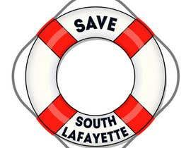 Nro 6 kilpailuun Save South Lafayette Logo käyttäjältä sumitrz