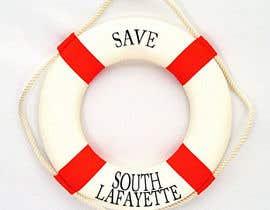 Nro 1 kilpailuun Save South Lafayette Logo käyttäjältä stajera