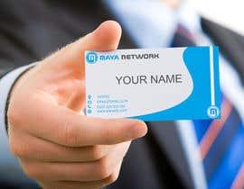 Nro 314 kilpailuun Design Business Card käyttäjältä medjaize