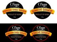 Create labels for food containers.. için Graphic Design33 No.lu Yarışma Girdisi