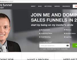 Nro 42 kilpailuun Create 2 website header images (examples and video inside) käyttäjältä paulpetrovua