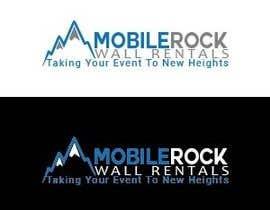 Nro 48 kilpailuun Design a serious Logo for a Mobile rock climbing company. käyttäjältä nhussain7024