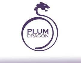 orlan12fish tarafından Design a Logo Plum Dragon için no 17