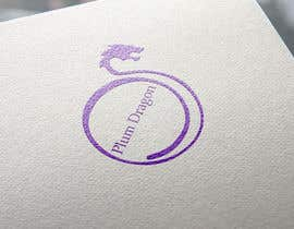 dezig9 tarafından Design a Logo Plum Dragon için no 40