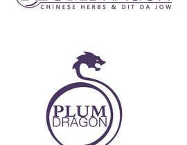AllenBrent03 tarafından Design a Logo Plum Dragon için no 12
