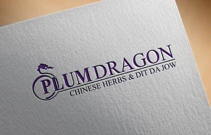Hasanraisa tarafından Design a Logo Plum Dragon için no 43