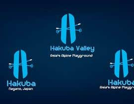 #36 para Design a Logo for Hakuba - repost por imaginactive