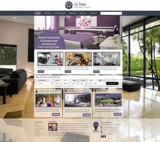 Graphic Design Contest Entry #30 for Build a Website for Real Estate Company