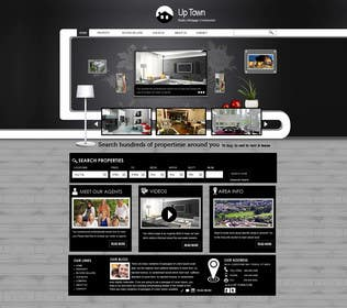Graphic Design Contest Entry #35 for Build a Website for Real Estate Company