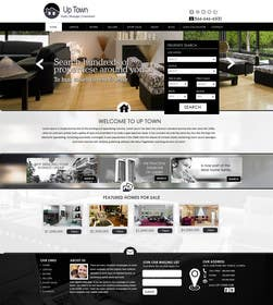 Graphic Design Contest Entry #54 for Build a Website for Real Estate Company