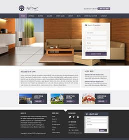 Graphic Design Contest Entry #13 for Build a Website for Real Estate Company