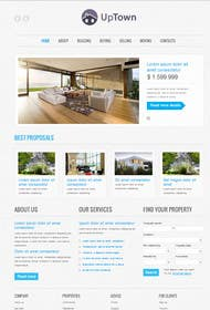 Graphic Design Contest Entry #23 for Build a Website for Real Estate Company