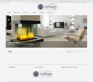 Graphic Design Contest Entry #10 for Build a Website for Real Estate Company