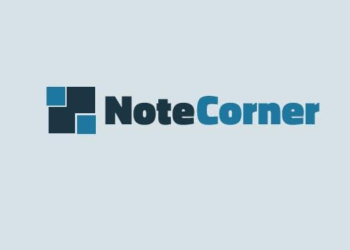 Proposition n°                                        9                                      du concours                                         Design a Logo for NoteCorner.com