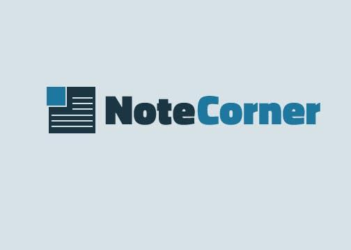 Proposition n°                                        18                                      du concours                                         Design a Logo for NoteCorner.com