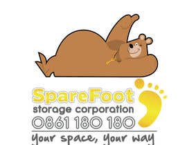 TimSlater tarafından Company Character/Mascot Design - Illustration design for Sparefoot Storage Co. için no 14
