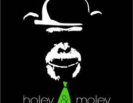 KustomKelly tarafından Design a Logo / Identity for Holey & Moley için no 58