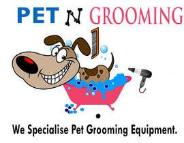 smute20 tarafından Create an exciting new Brand Name and Logo to be used for selling pet grooming equipment için no 14